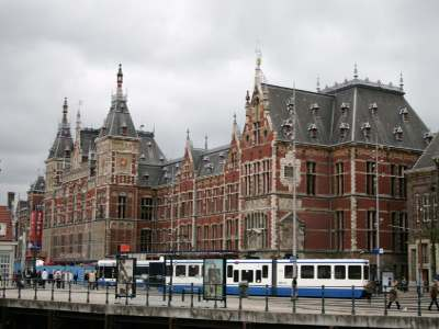 amsterdam-train-station(Asd)