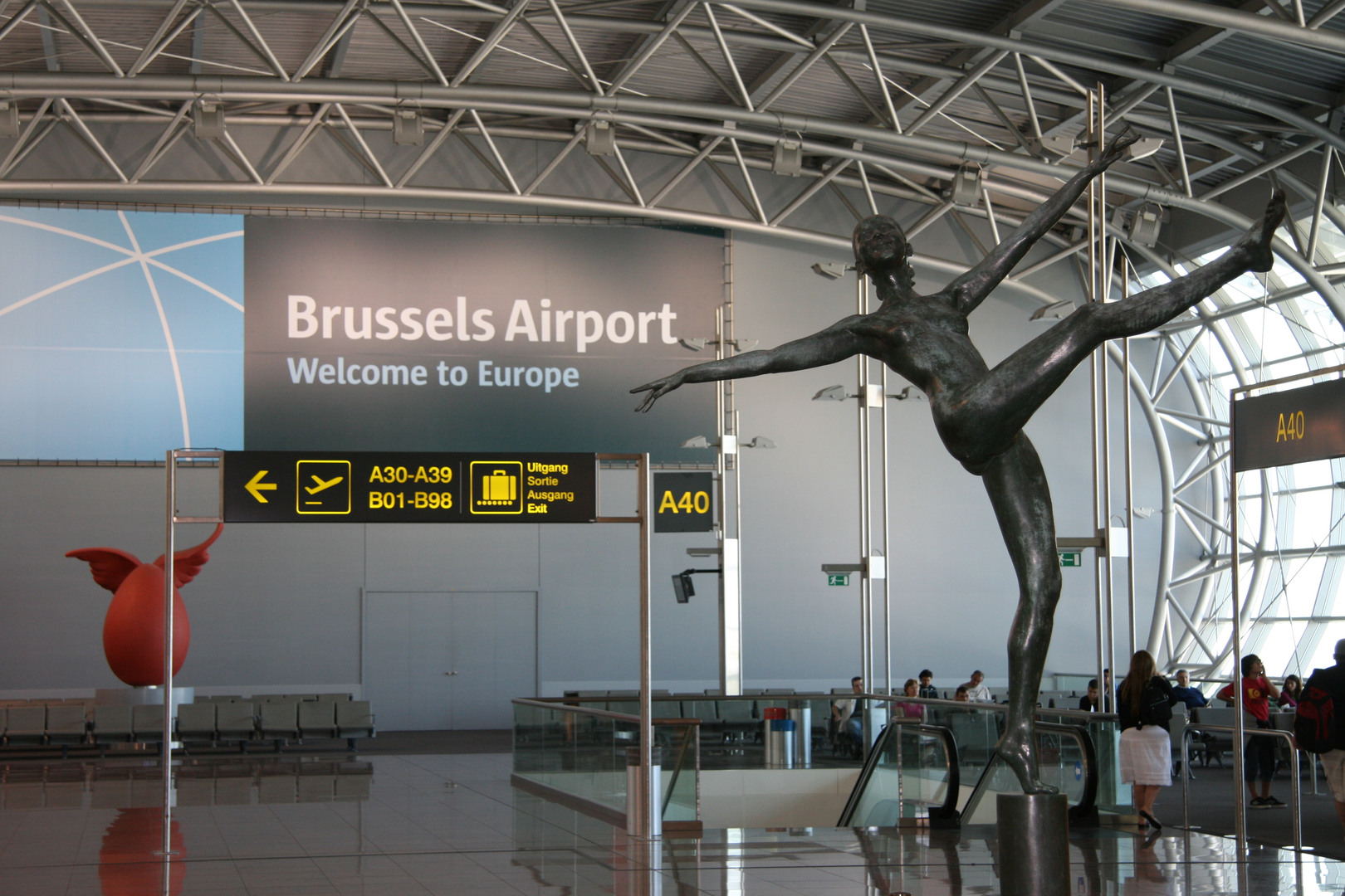 Car Rental Brussels Charleroi