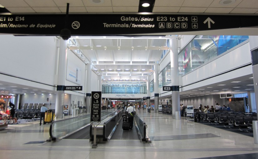 Rent A Car At George Bush Intercontinental Airport