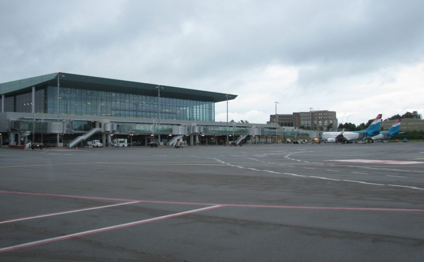 luxembourg-airport