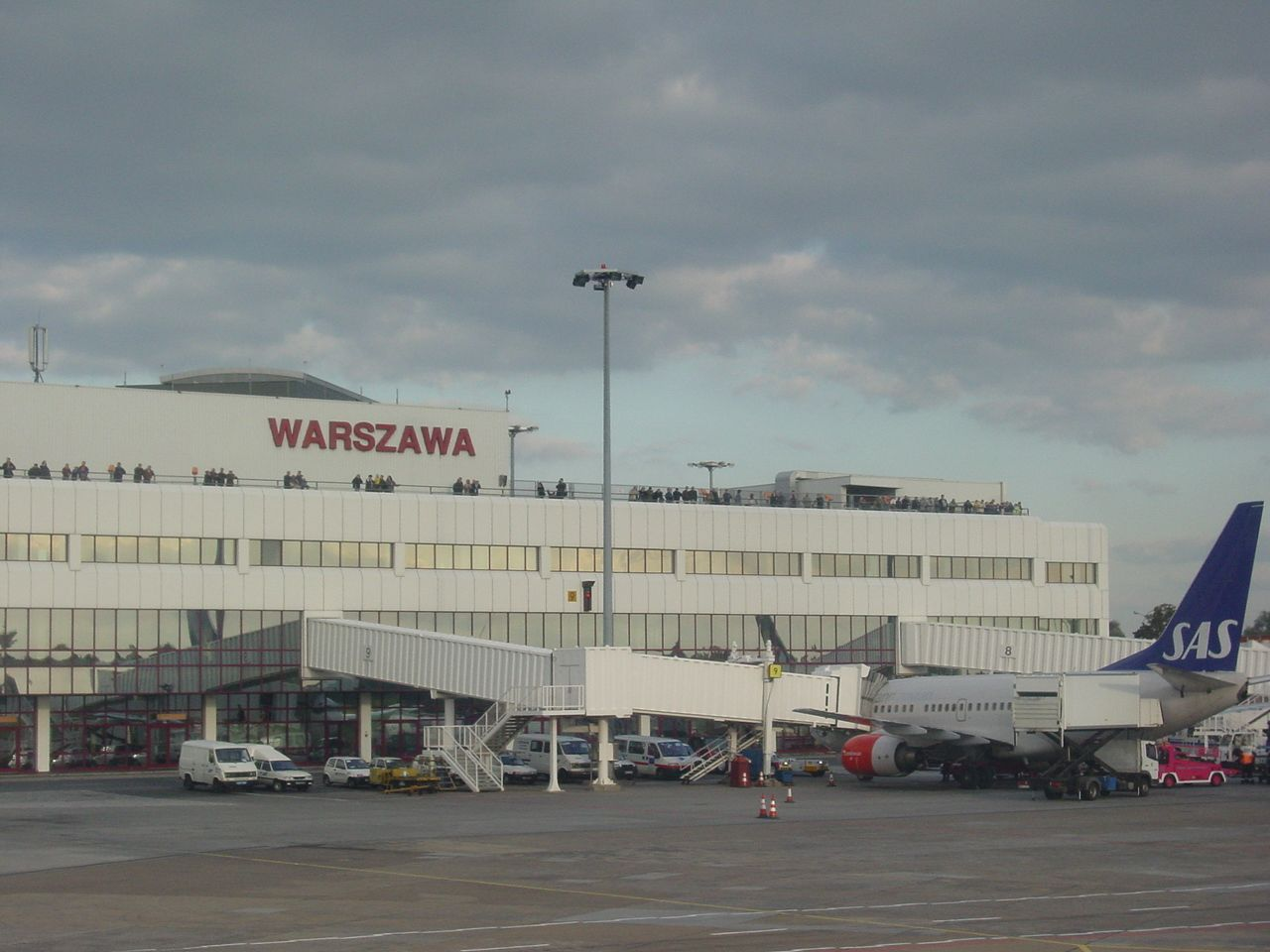 warsaw-airport